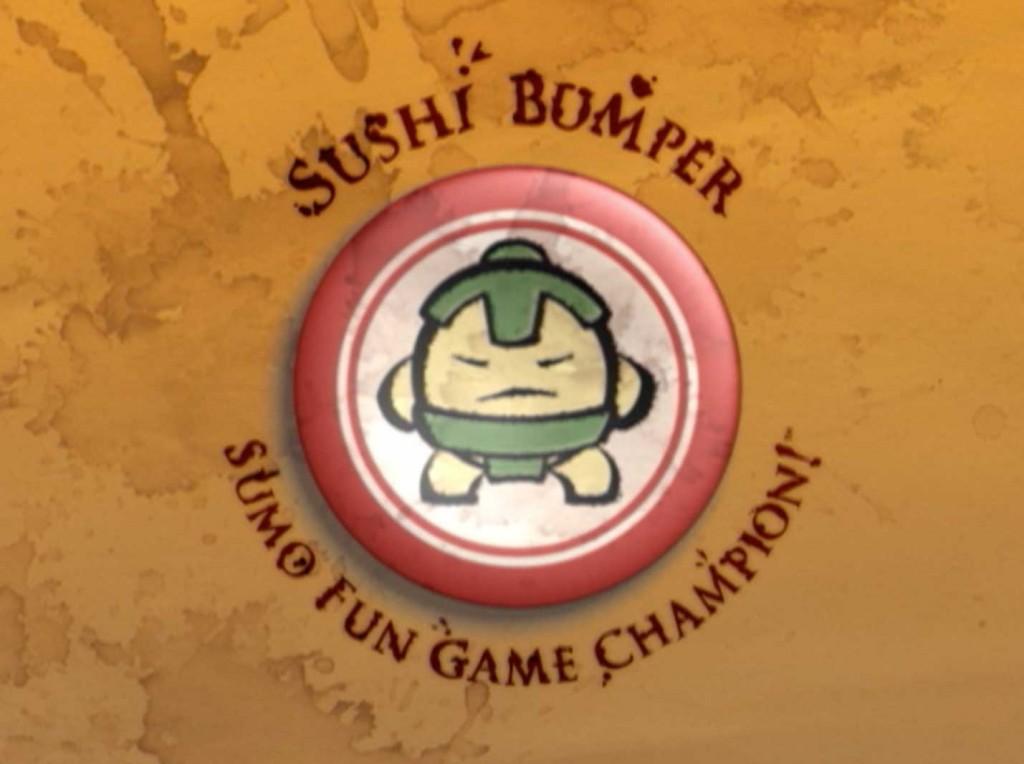 Sushi Bumper Game Trailer