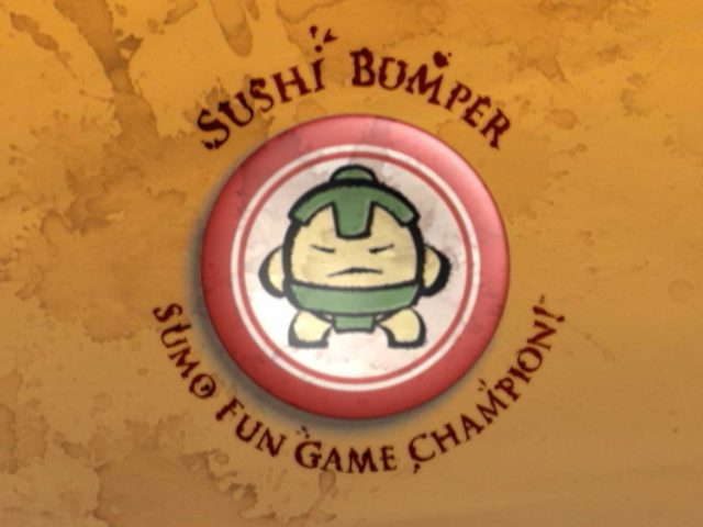 Sushi Bumper Game Trailer